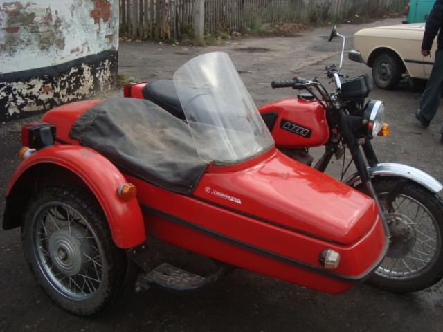 Мотоцикл иж планета 5 1988г в мотоциклы