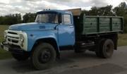 Грузоперевозки по Полтаве и Полтавской области автомобилем ЗИЛ