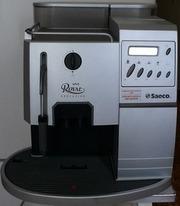 Б/У кофемашина (кофеварка эспрессо купить бу) Saeco Royal Exclusive/Di