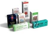 Производство картонной упаковки на чаи,  мази,  для биодобавок