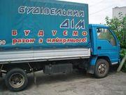 Аренда грузового автомобиля Foton