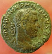 Монета Италии Filippo Padre