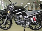Мотоцикл Kinlon. Новый. Продам. Мотоцикл Loncin,  без пробега,  новый.