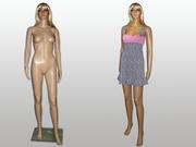 Продам манекен женский
