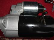 Cтартер  Део Ланос 1, 6 объём двигателя