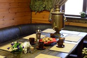 Русская баня на базе отдыха «Плесо» приглашает на отдых