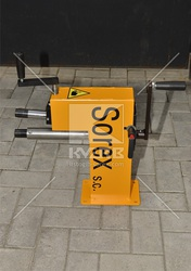 Зиговочный станок (зиговка) компании Sorex (Польша)