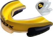 Капа для единоборств RDX Gel 3D Elite Gold