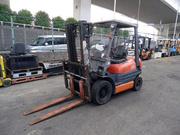 Бензиновый вилочный погрузчик  Toyota 40-6FG20 на 2 тонны