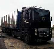 Перевозка леса,  плит,  труб,  металлопроката по Украине!