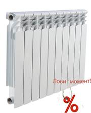 Биметаллические радиаторы LEBERG