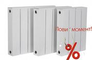Радиатор стальной секционный ТМ Лоза РСС-500/5 500х490