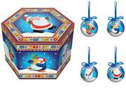 Новогодние украшения,  искусственные елки и сосны,  игрушки
