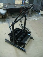 Оборудование для производства шлакоблоков,  плитки высокого в Полтаве.