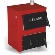 Котел твёрдотопливный,  длительного горения «Carbon КСТО-10»
