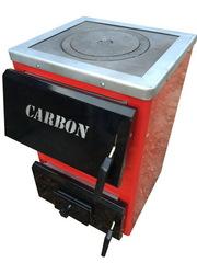 Котёл твердотопливный,  длительного горения  «Carbon КСТО-18П»
