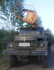 Продаем автоподъемник тросовой телескопический ТВ-26Е ЗМЗ,  1987 г.в.