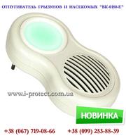 Ультразвуковий вiдлякувач гризунiв та комах «ВК-0180 Е»