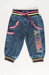 Широкий выбор детской джинсовой одежды