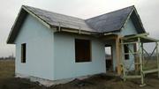 Продам недостроенный дом выгодно