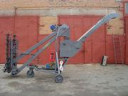 Зерномет ЗМ-60У з шевронною стрічкою.