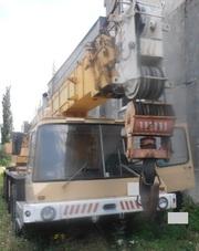 Продаем автокран КС-6471А КРАЯН,  г/п 40 тонн,  PS-401,  1990 г.в.