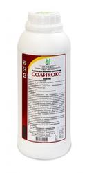 Соликокс  2, 5% ,  1 л (оральный раствор)