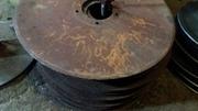 Диск сошника б/в сталь 65Г