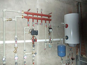 Водоснабжение,  сантехнические услуги
