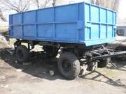 Прицеп самосвальный 2 ПТС-5 на кругу тракторный