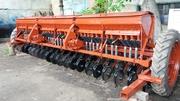СЗ-5, 4 б/у сівалка зернова з транспортним пристроєм