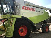 комбайн зерноуборочный Claas Lexion 580   Год выпуска 2004. мощн двигателя  430 л. с