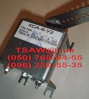 Блок-контакты КСА-2,  КСА-4,  КСА-6,  КСА-8,  КСА-10,  КСА-12.