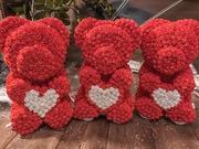 Купить, продам   мишку   из 3D роз (TEDDY BEAR) в Полтаве