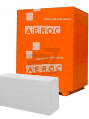 Газоблок (газобетон) Аерок AEROC
