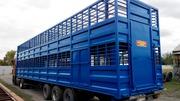 Продам напівпричіп для перевезення худоби. Двоповерховий. Вся Україна