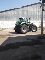 Трактор Deutz-Fahr   X 720   2008г.в.   275 л.с. •Двигатель Евро-2,  6