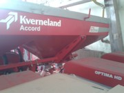 Сеялка точного высeва Kverneland Optima HD 8 рядная 2010р. в.