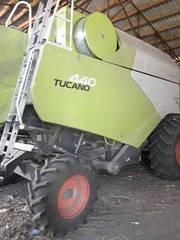 Комбайн зерноуборочный  Claas Tugano 440,  2012 г.в., мощность 280л.с.