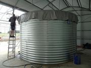 Вертикальный стальной резервуар РВС 2000 м3