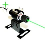 Quick Response 50mW 532nm Green Cross Laser Alignment