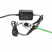 DC Power 50mW 515nm Green Dot Laser Module