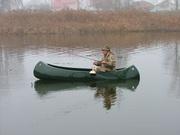 Лодка для охоты, рыбалки и отдыха.